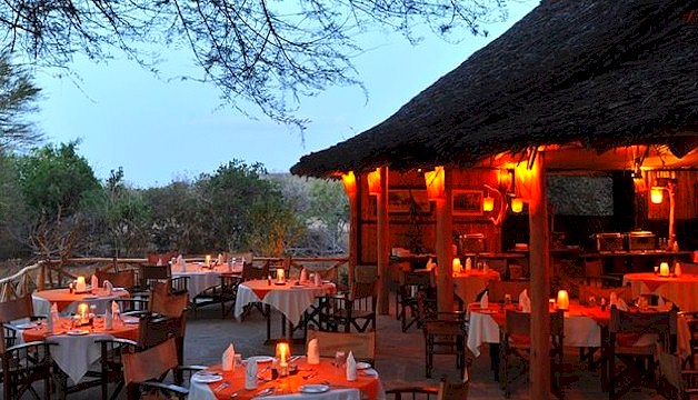 Tsavo East Satao Camp